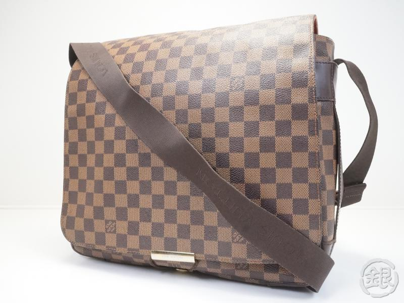 035040584fcc AUTHENTIC PRE-OWNED LOUIS VUITTON DAMIER EBENE BASTILLE MESSENGER CROSSBODY BAG  N45258
