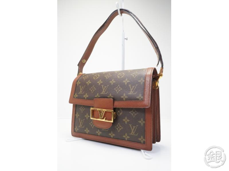 7d16fd54 AUTHENTIC PRE-OWNED LOUIS VUITTON VINTAGE MONOGRAM SAC DAUPHINE 2 ...
