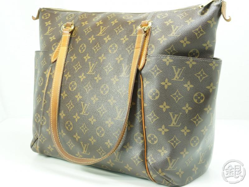 9458d2a3c525 AUTHENTIC PRE-OWNED LOUIS VUITTON MONOGRAM TOTALLY GM LARGE SHOULDER TOTE  BAG M56690