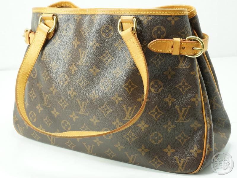 c1c9ed364a0 AUTHENTIC PRE-OWNED LOUIS VUITTON MONOGRAM BATIGNOLLES HORIZONTAL TOTE BAG  | GINZA-JAPAN Online Shop