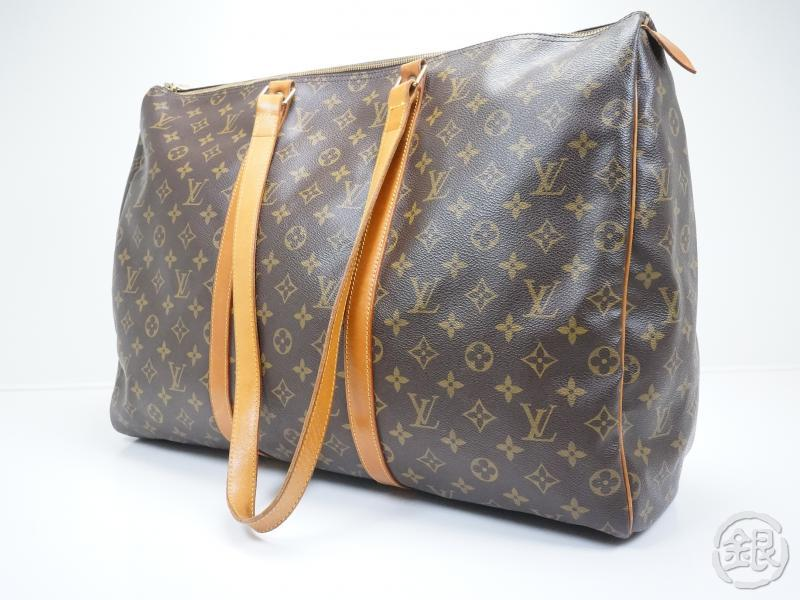 Sac Louis Vuitton Tote W : Quot chance auth pre owned louis vuitton monogram sac flanerie