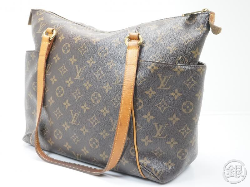 5e7709958d66 AUTHENTIC PRE-OWNED LOUIS VUITTON MONOGRAM TOTALLY MM LARGE SHOULDER TOTE  BAG M56689