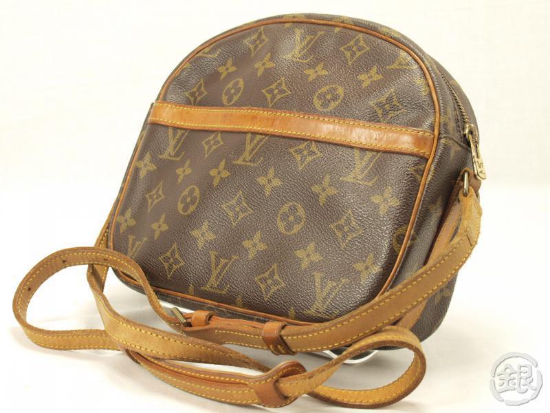 Authentic Louis Vuitton Vintage Monogram Senlis Shoulder Bag Purse