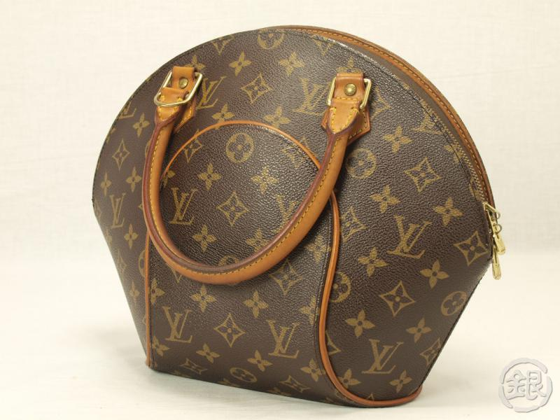 Authentic Louis Vuitton Monogram Ellipse Pm Handbag Purse
