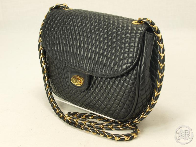 Bally Black Shoulder Bag 41