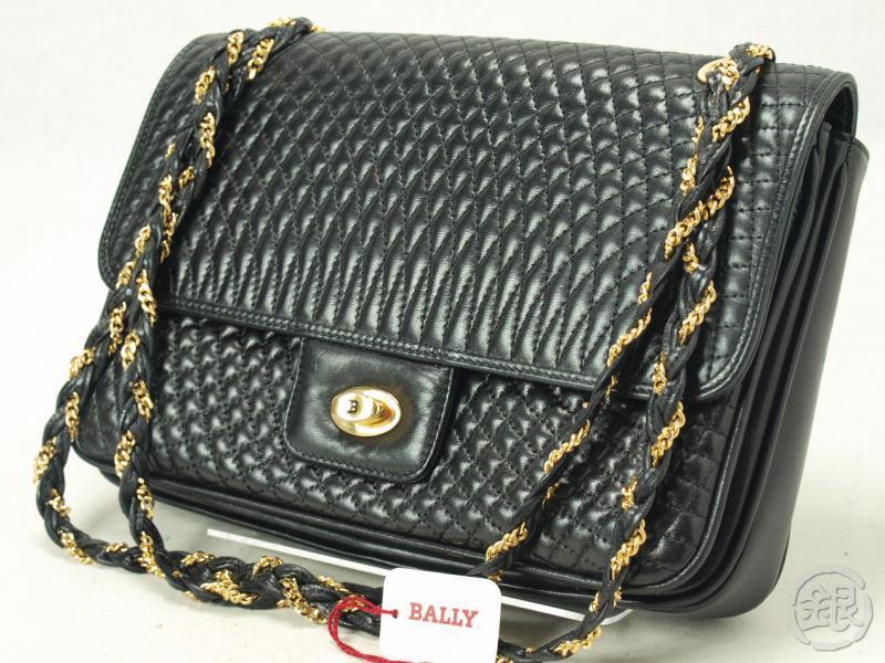 Bally Black Shoulder Bag 102