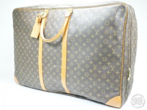 b0d0aa31100 AUTHENTIC PRE-OWNED LOUIS VUITTON MONOGRAM SIRIUS 70 LARGE TRAVEL BAG  M41400 141654